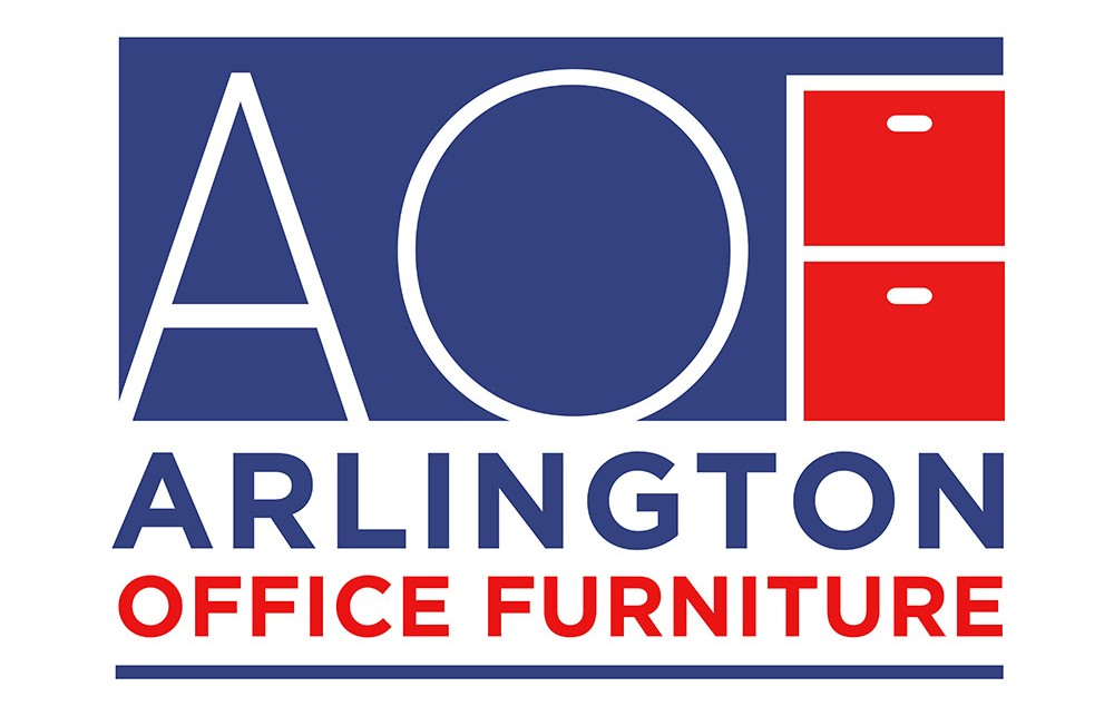 arlington office furniture logo - logo design
